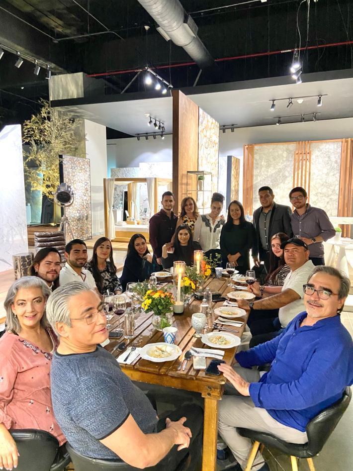 Cooking Class, sabor italiano sobre mármol de Grupo Tenerife
