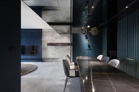 Azul, un color con carácter para el hogar.