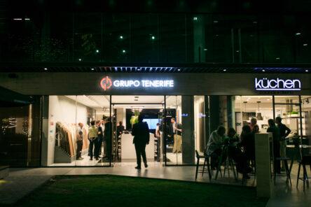 Apertura del nuevo Showroom de Grupo Tenerife
