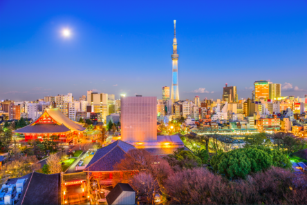 Japón, sinónimo de arquitectura vanguardista