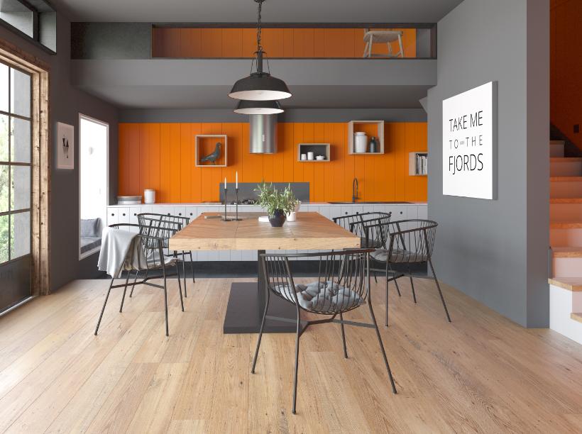 Diseño de espacios: Arquitecto Marco Martín