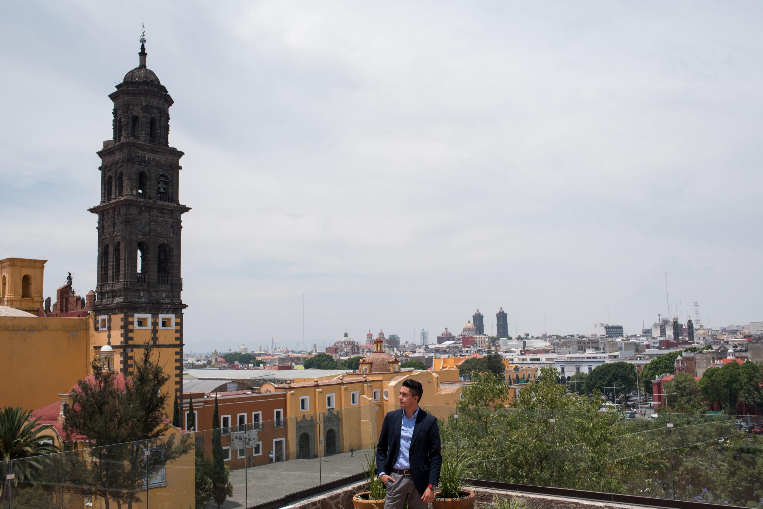 El rescate arquitectónico en Puebla