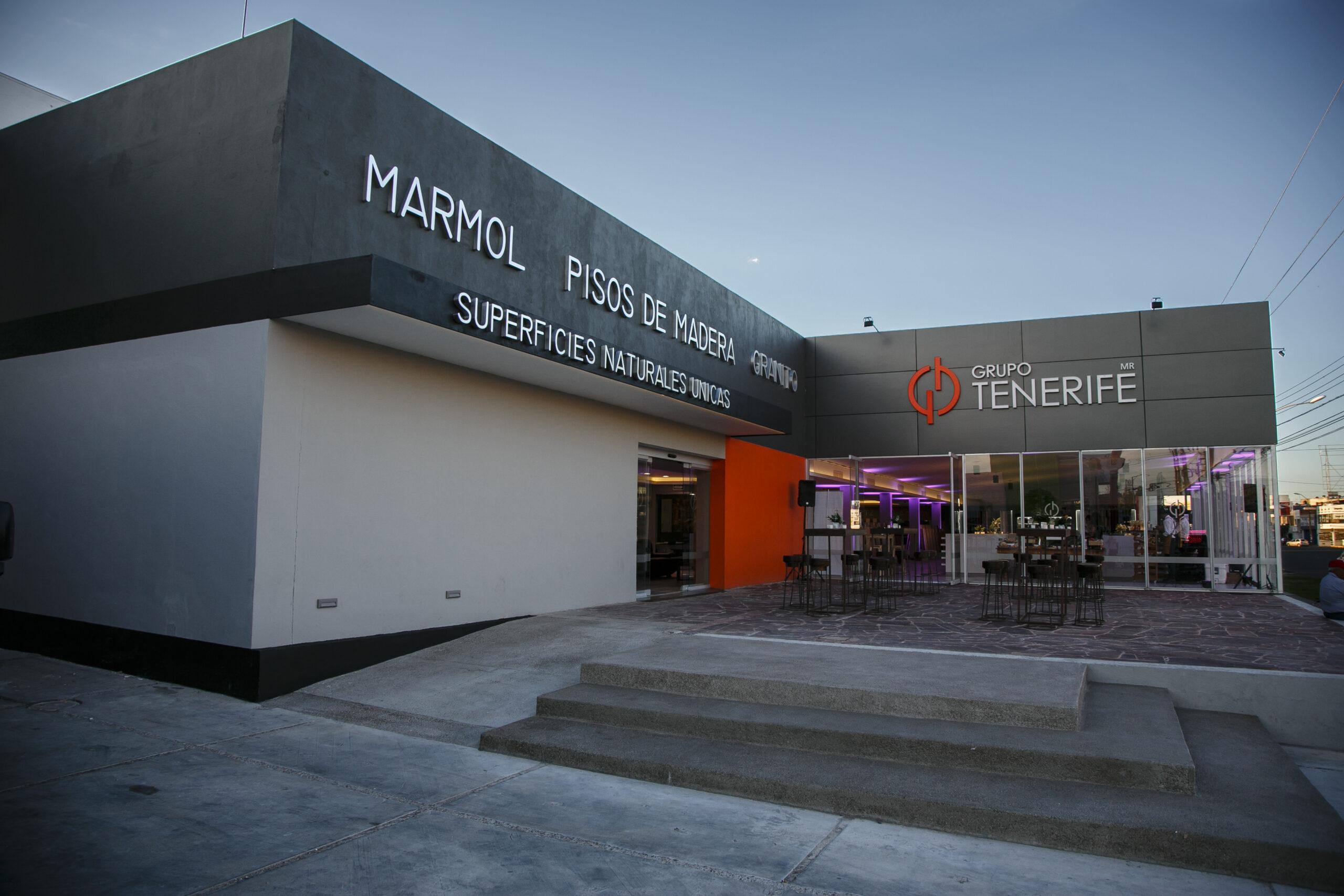 Inauguración de Showroom y Bodega en Aguascalientes