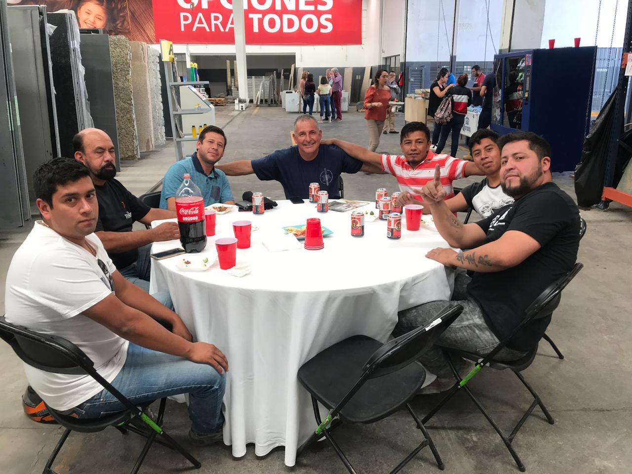 Tarde Mexicana en Tenerife