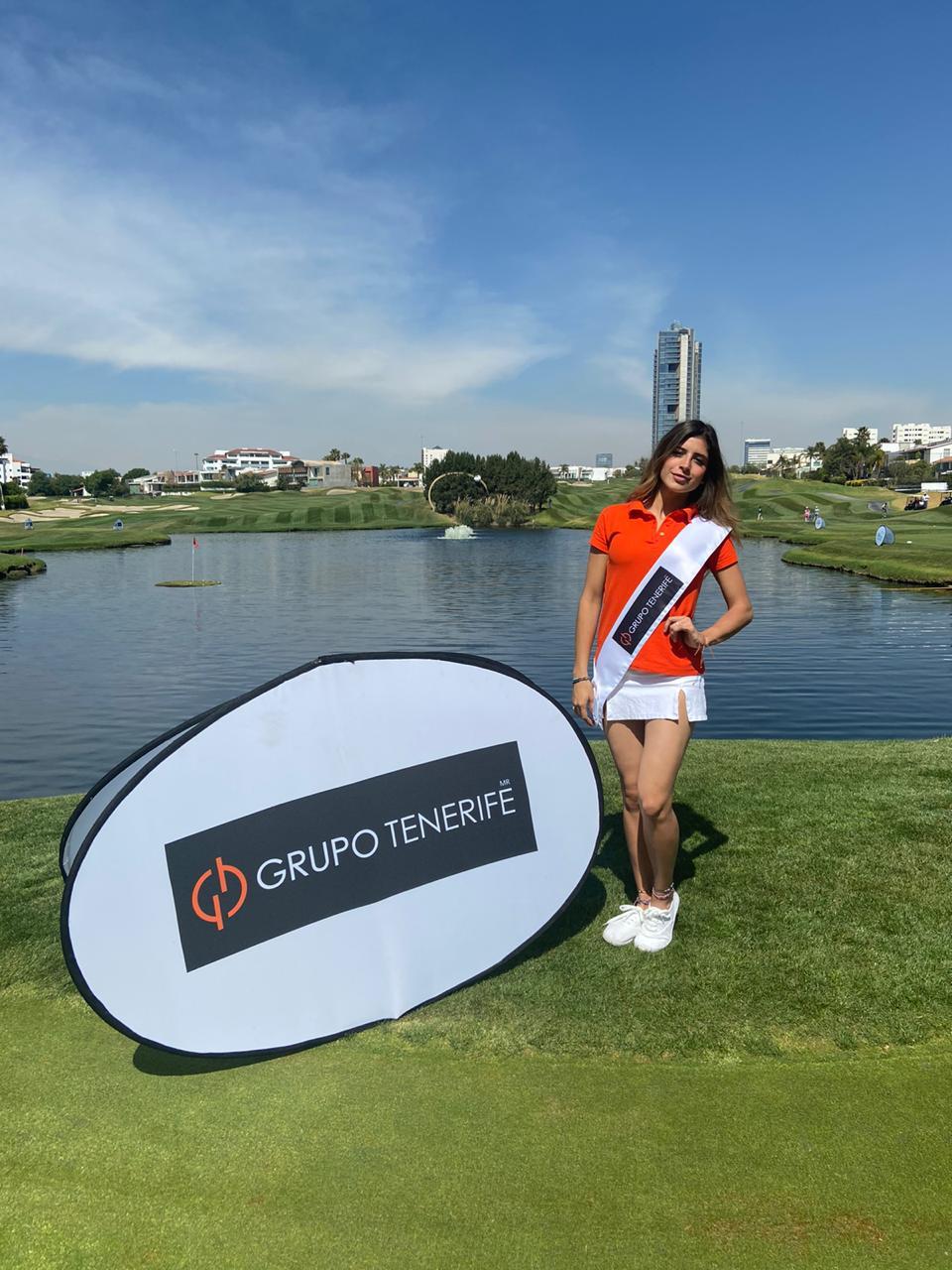 Puebla se engalana con el mejor Torneo de Golf, Grupo Tenerife estuvo presente.