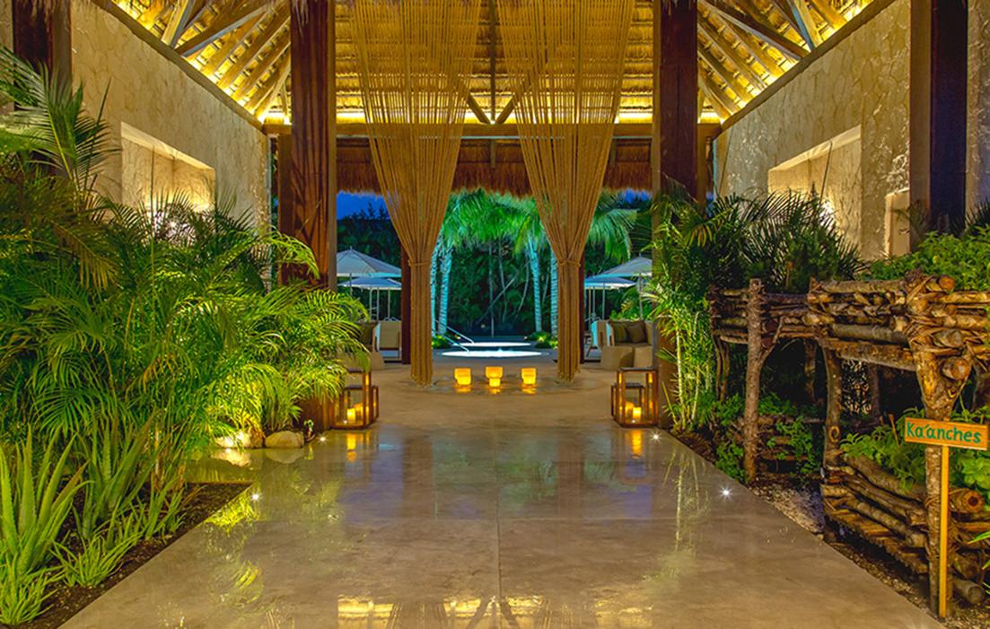El mármol arena de Grupo Tenerife brilla en el Mejor Hotel de América del Norte