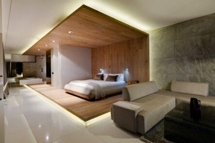Dormitorios para quedarse a vivir.