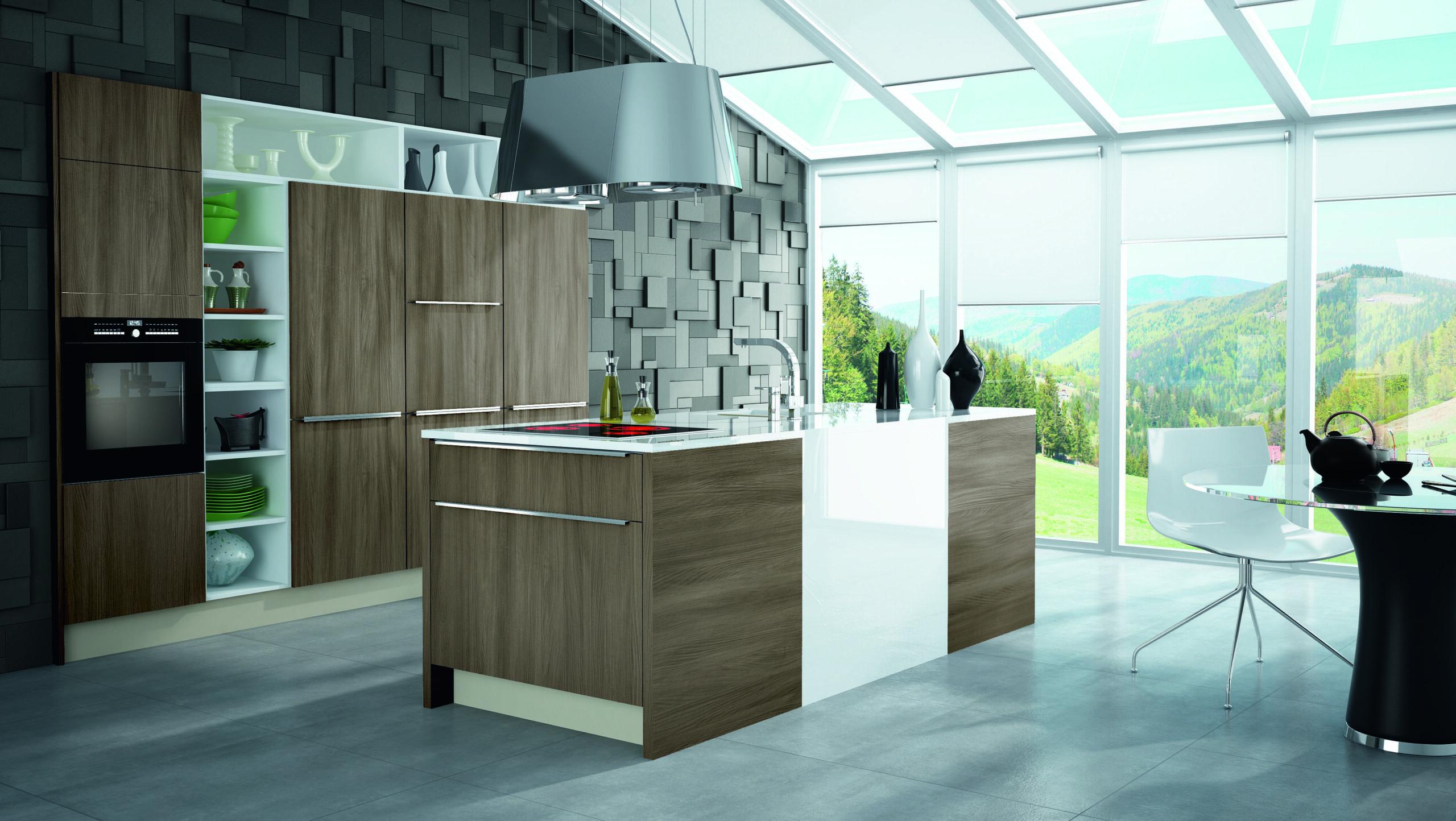 Interiorismo: uso de paneles premium