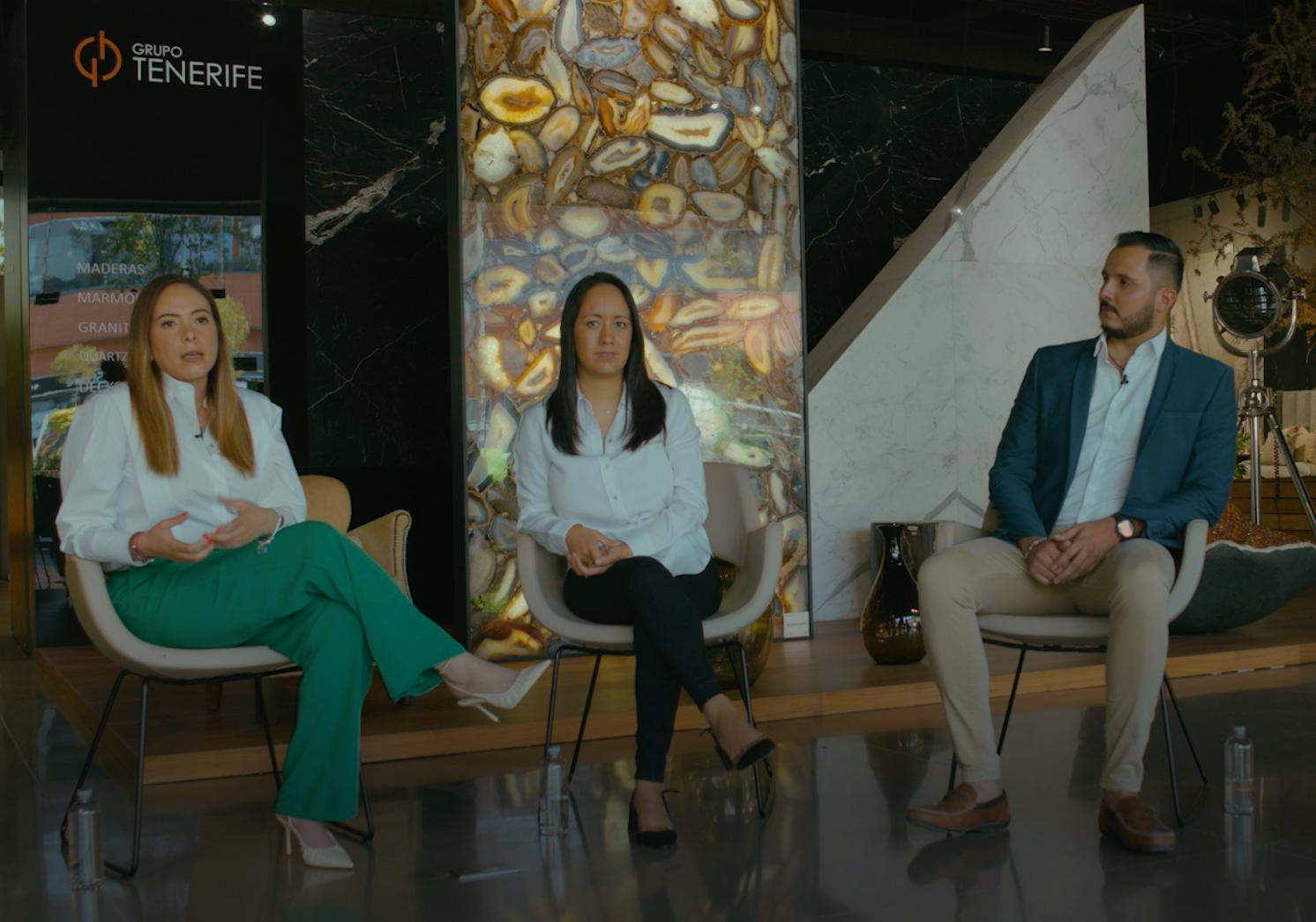 Grupo Tenerife, Idelika y Sofi's Home se unen para impulsar el diseño en Punto Sur