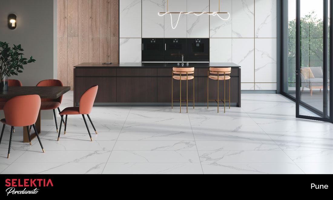 piso de porcelanato diseño piedra tecnológica