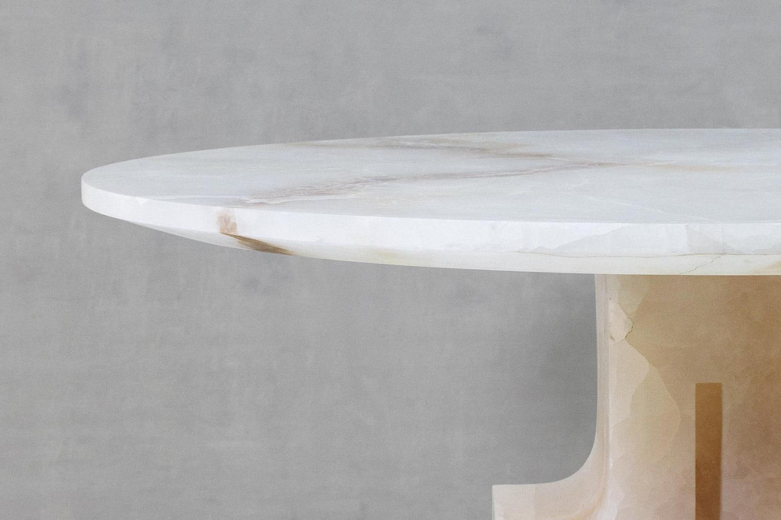 Muebles de piedra natural, una tendencia al alza