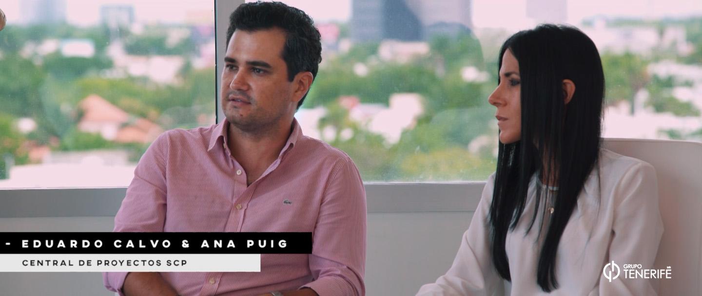"""Eduardo Calvo & Ana Laura Puig (Central de Proyectos SCP): """"El mejor diseño es el que pasa desapercibido"""